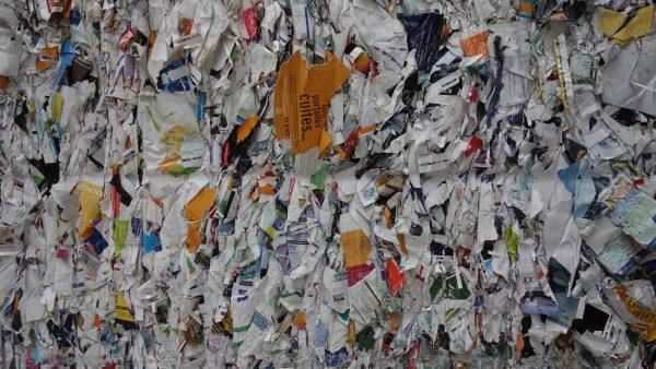 Une mission parlementaire sur le recyclage du papier en France