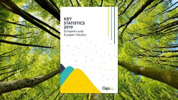 Découvrez les statistiques 2019 de l'industrie papetière en Europe