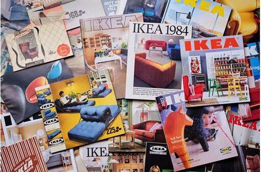 Ikea et le papier, une décision écologique ?