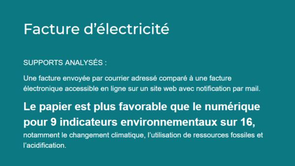 La Poste publie la 1ère étude environnementale comparant véritablement les supports papier et numérique