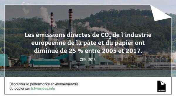 La performance environnementale du papier #12