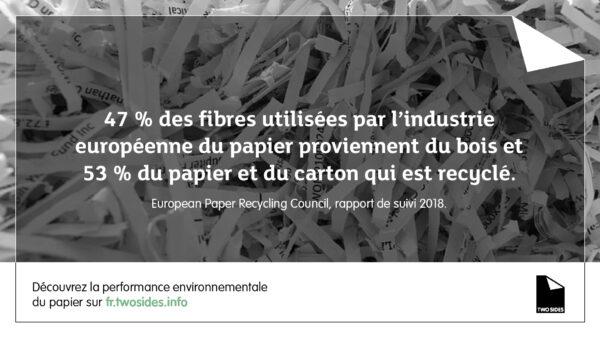 La performance environnementale du papier #3