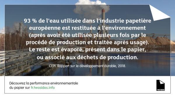 La performance environnementale du papier #7