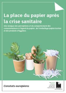 La place du papier après la crise sanitaire